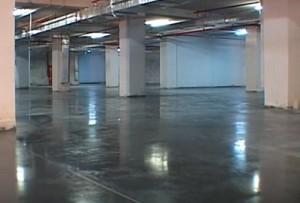 готовое бетонное покрытие